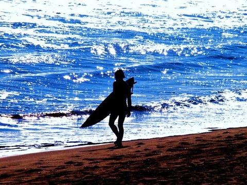 サーファーを好きになった