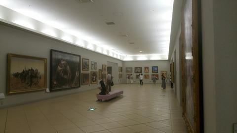 大塚国際美術館で名画にふれる2