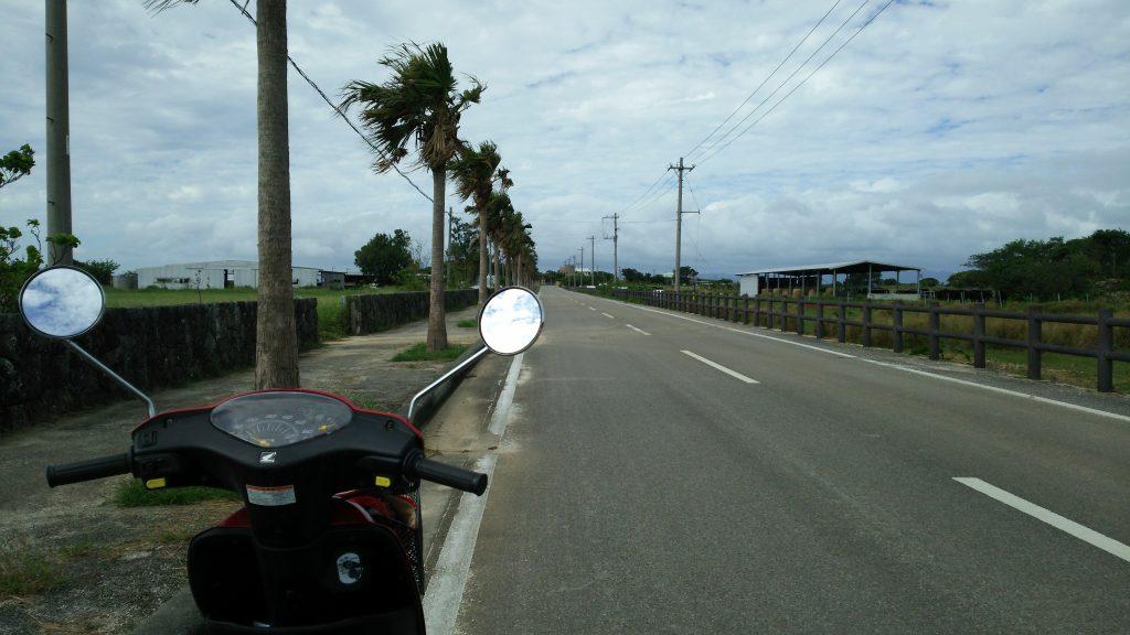 石垣島とうふの比嘉の朝食とバイクでぐるり黒島の旅